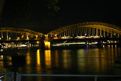 Hohenzollern Bridge, Cologne (ronalddeponald) Tags: germany cologne hohenzollernbridge hohenzollernbrucke yahoo:yourpictures=german