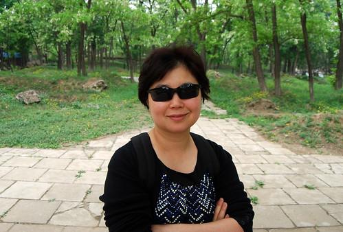 q7 - Chunlin in Yuánmíng Yuán