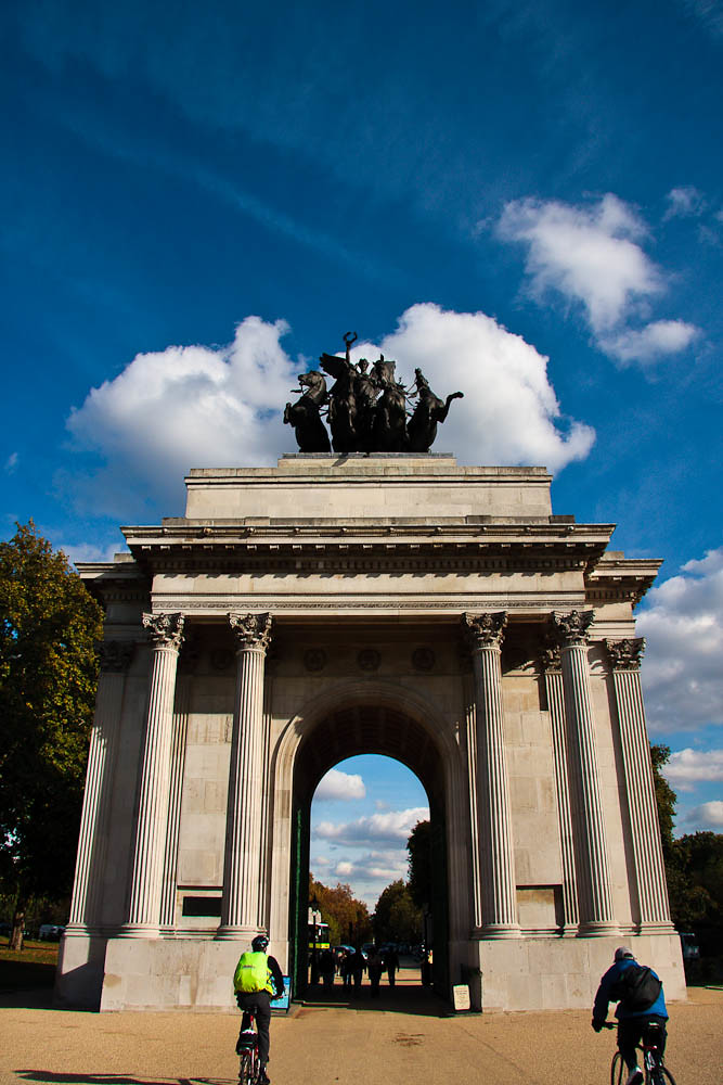 Wellington Arch @ London