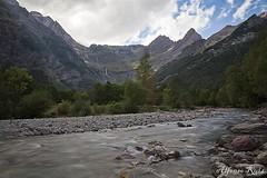 Valle de Pineta (alfonso_ruiz) Tags: rio huesca nieve valle paisaje montaas pirineos pineta mygearandme