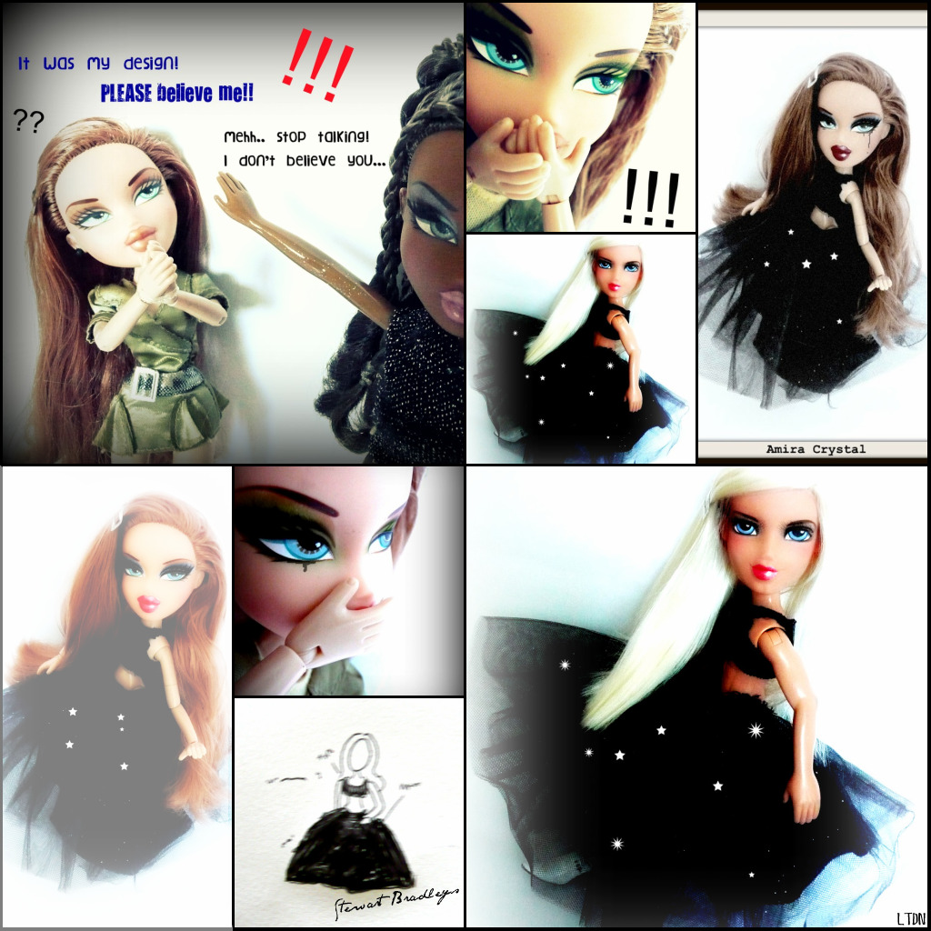 (Amira Crystal) BRATZ FASION ICONZ CYCLE 3 (final chapter) - Part #2