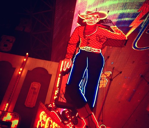 Las Vegas Fremont Street Experience