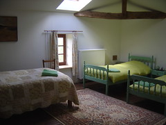 Les Trois Chenes Bed and Breakfast Videix, Limousin, France Bedroom 4 (LesTroisChenes) Tags: france limousin limoges gite lacharente holidaycottage ladordogne lestroischenesbedandbreakfast angoulemevideix
