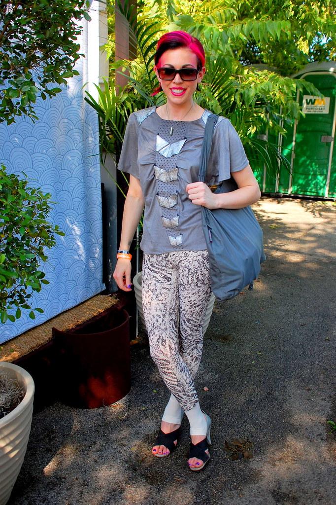 lollapalooza street style festival fashion