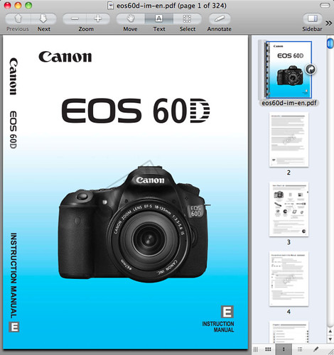 canon 60d manual pdf now available for download rh dpnotes com canon eos d60 user manual pdf canon 60d instruction manual