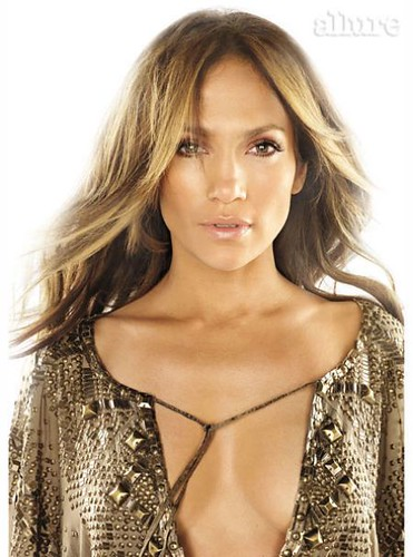jennifer lopez hair color 2009. Jennifer Lopez, Allure