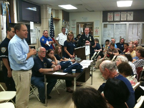 109 Precinct Community Council Meeting, September 7, 2010