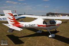 G-THOT - PFA 274-13159 - Private - Jabiru SK - 100710 - Fowlmere - Steven Gray - IMG_6669