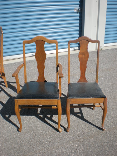 new old chairs