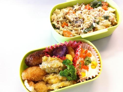 今日のお弁当 No.23 – 焼き飯