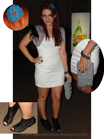 Jessica Moran - HouseClub White Edition 27/11/10