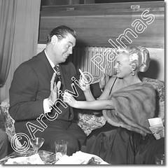 Rome 1953 (gabrielrivages) Tags: johnny tarzan weissmuller weissmüller