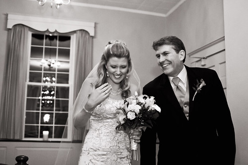 Nicole & Keith's New Year Wedding