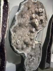 Amethyst at Tucson (kimforbeads) Tags: rock stone rocks purple natural tucson mineral amethyst gorgeousamethyst
