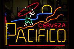Cerveza Pacifico (Jeremy Brooks) Tags: beerneon california neon pacifico sanmateo sanmateocounty usa ca unitedstates