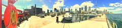 Marina Quay West Panorama (wyliepoon) Tags: downtown toronto marine quy west harbourfront waterfront skyline skyscraper condo condominium tower cn panorama worlds biggest largest rubber duck