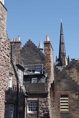 Edimbroof (Ben Bill) Tags: edimbourg toit scotland architcture
