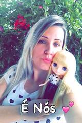Selo 12 Nós!! ♥ (Graciani Crafts) Tags: blythe dolls bonecas eueela toys fotos colecionadores blythecon blytheconrio2017 selo nós