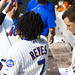 High Fives for Jose Reyes