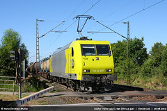 AT 145-CL 031 (DB 145 531, 145 931) in Osnabrck #7102 (146 106) Tags: canon db locomotive ho osnabrck lokomotive lok ef24105mmf4lisusm 40d br145 145cl031 hrne alphatrains