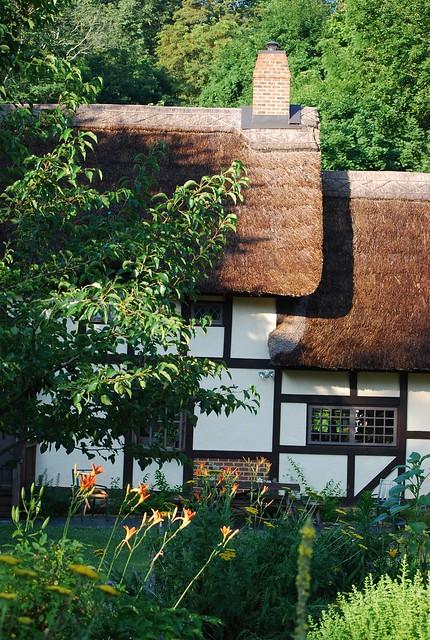Anne Hathaway's Cottage, Staunton, VA by Allison Roulier