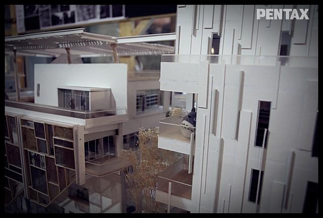 台中酒廠建築展隨拍