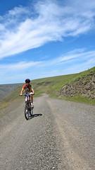 Crous Creek Ride w/Bryce 6/26/10 (Doug Goodenough) Tags: crous creek ride bryce bicycle bike cycle pedals spoked drg53110p douggoodenough doug goodenough 2010 10 june sun climb grade drg531