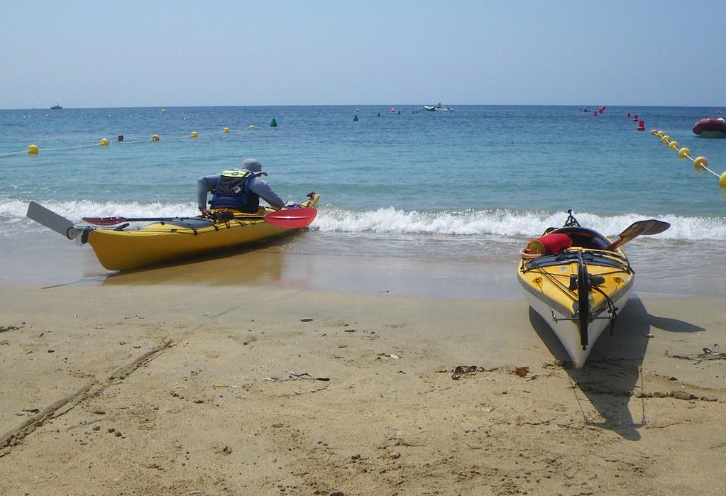 Cabo de Gata en kayak 135