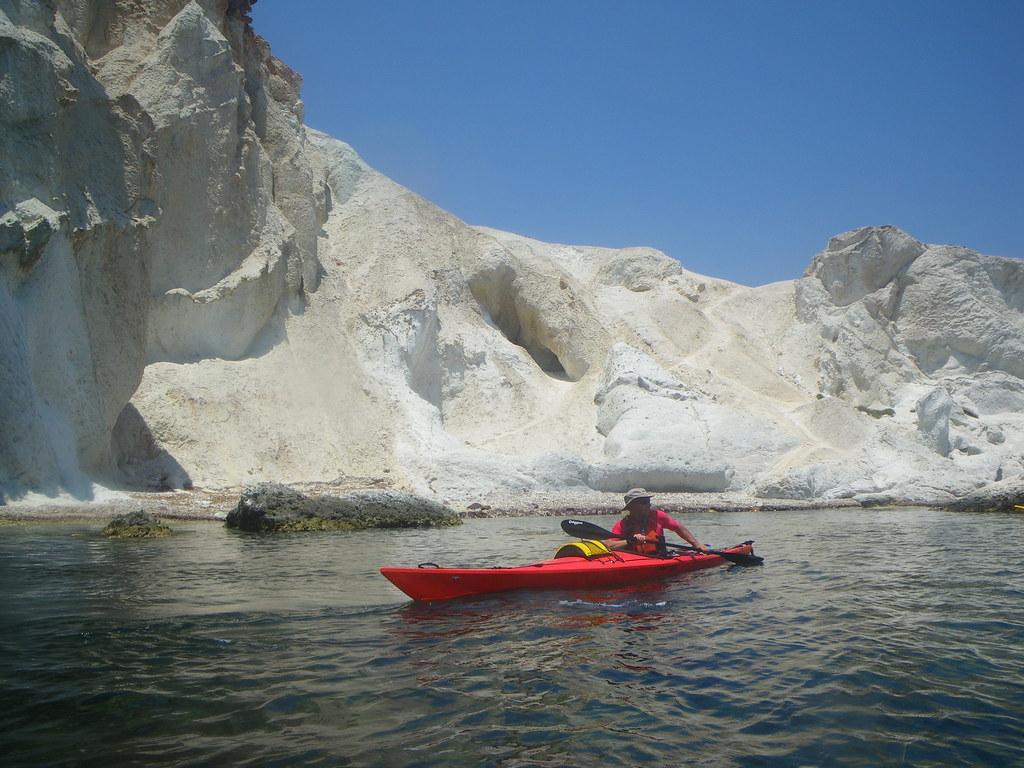 Cabo de Gata en kayak 422