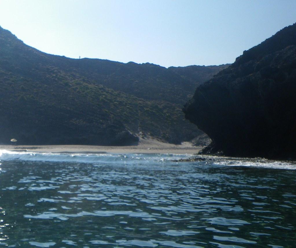 Cabo de Gata en kayak 438