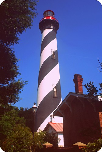 Saint Augustine Light