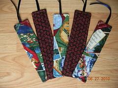 back of bookmarks