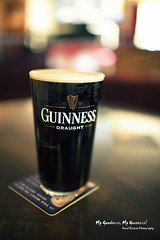 My Goodness, My Guinness! (Dkillock) Tags: ireland beer bar 35mm canon pub open angle drink mark f14 wide ale wideangle guinness ii alcohol beermat 5d usm fullframe pint ef bitter lager stout mkii wideopen llens canonef35mmf14l blackstuff 5dmarkii 5d2 5dmkii