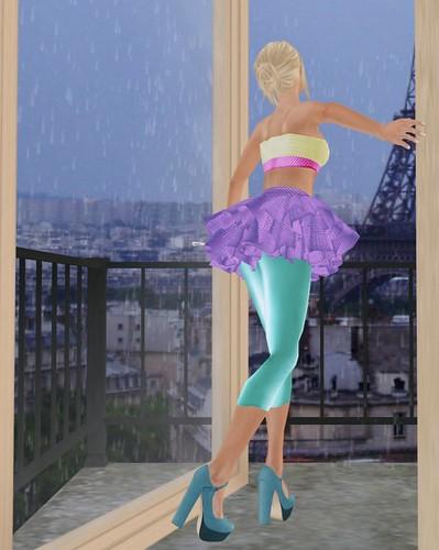 oOo Studio: Rainy Day Interior Vignette