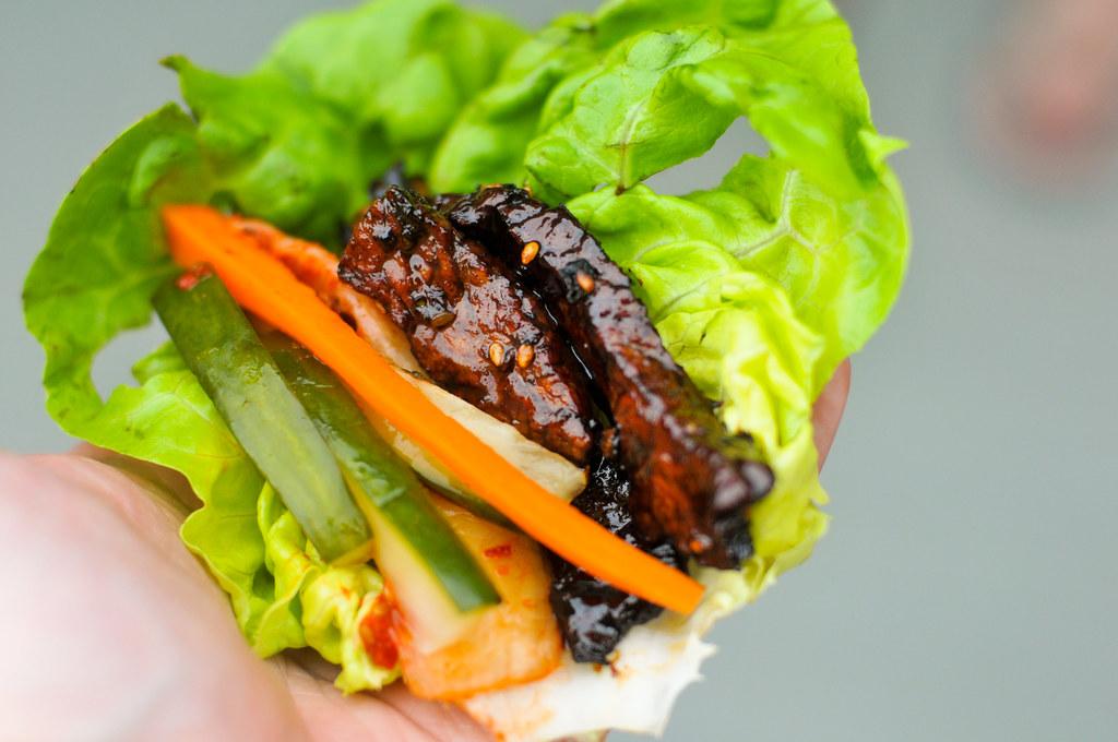Korean Barbecue Beef Bulgogi