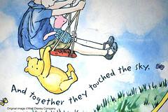 Touch the sky (Tjololo Photo) Tags: home toy box winniethepooh poohbear piglet d60 touchthesky christopherrobin nikond60 classicpooh ottawaon balconylife tjololophoto tjololocreative