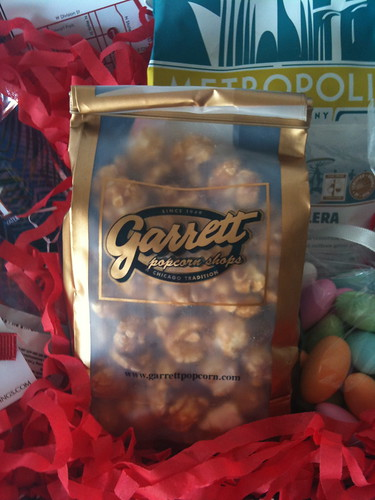 garret popcorn Kate Parker Weddings welcome basket