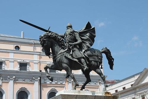 Estatua de El Cid