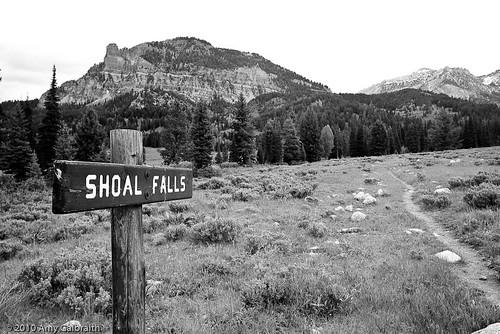 Shoal Falls Trail