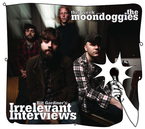 Irrelevant Interviews (Moondoggies)
