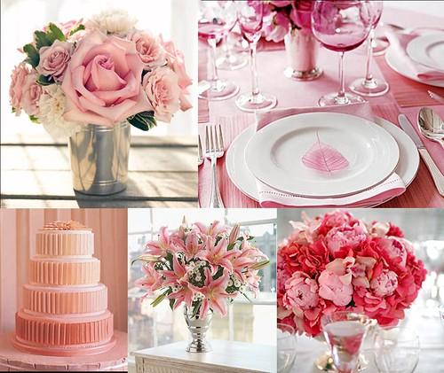 fotos e modelos arranjo de mesa para casamento