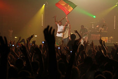 Scarl & damian marley in france