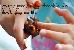 DSC_6328A (wanz-x) Tags: dark milk chocolate caramel valrhona nutella reverse feuilletine hazelnut chocolatebar dominoes dulcedeleche pailette