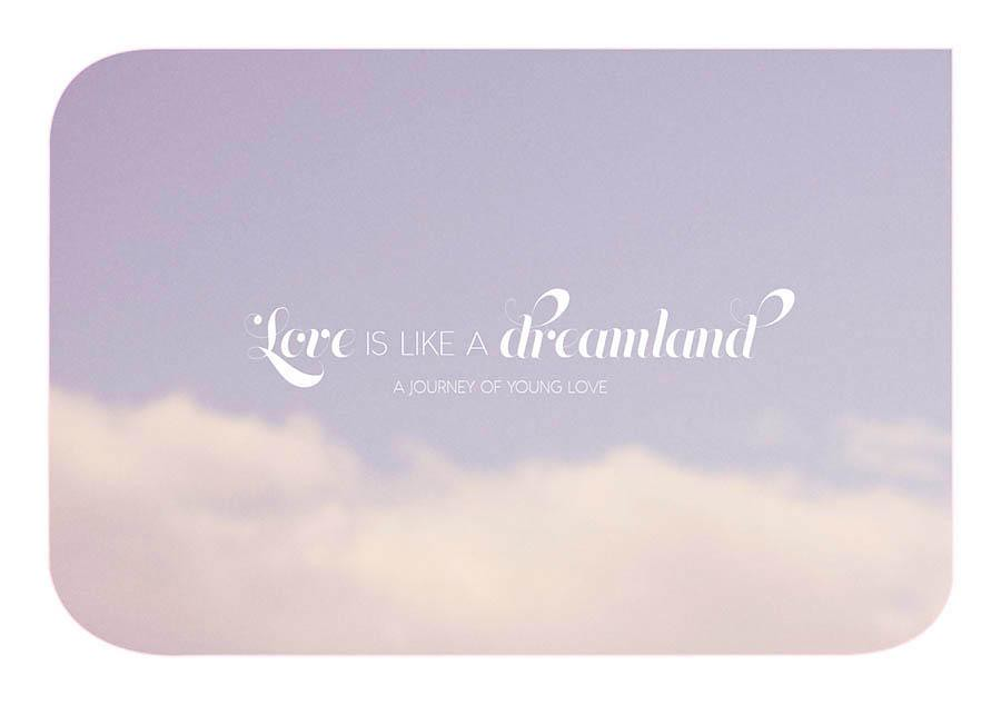 love is like a dreamland