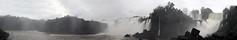 The Magnificent Iguazu Falls Panorama