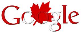 Canada Day Google