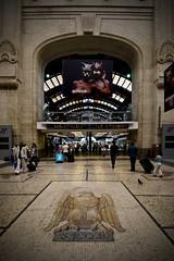 Milano Centrale (Andy Sheridan) Tags: travel italy panorama milan architecture italia eagle interior entrance trainstation archway exit amore internal trenitalia spqr milanocentrale ulissestacchini