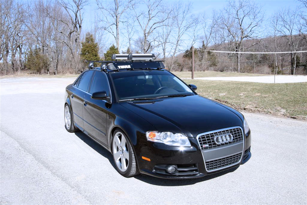 Roof Rack Question