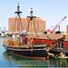 The Boston Tea Party Ship in Boston, MA