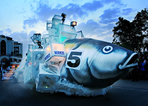 Tuna Festival Float